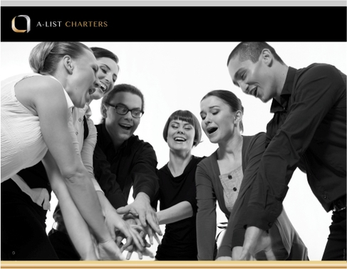 Corporate and Special Events Charters